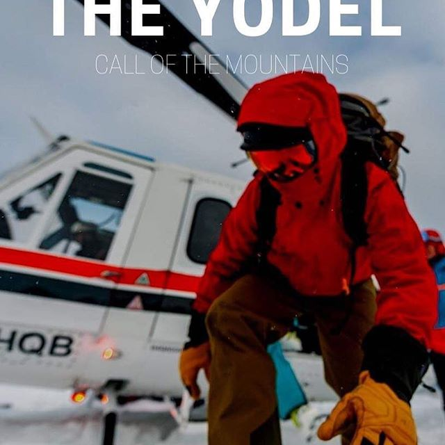 #TheYodel hits inboxes everywhere tomorrow. In this issue: You Put Your Right Foot In: Apres-Ski, Then and Now. The Freedom to Flow. Top Media.  This one contains my favourite non-skiing photo of 2019 so far. Get ready.  Link in bio to grab yours. #yodelayheehoo #backcountrylove