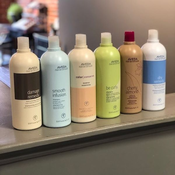 All Litre shampoos and conditioners from Aveda are 20% off this week! *Downtown location only* • • • #aveda #ygk #kingstonhair #shampoo #ygkbeauty #avedacanada #avedasalon #avedaproducts #avedashampoo #avedaconditioner #avedainstitute #queensuniversity #downtownkingston