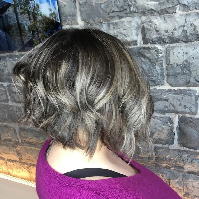 Brightened up this beauty for spring ️ done by @jennyleighloveshair • • • #ygk #ygkbeauty #aveda #avedasalon #kingstonhair #downtownkingston #kingstonhairstylist #avedaproducts #avedahairstylist #davines #davinesalchemic