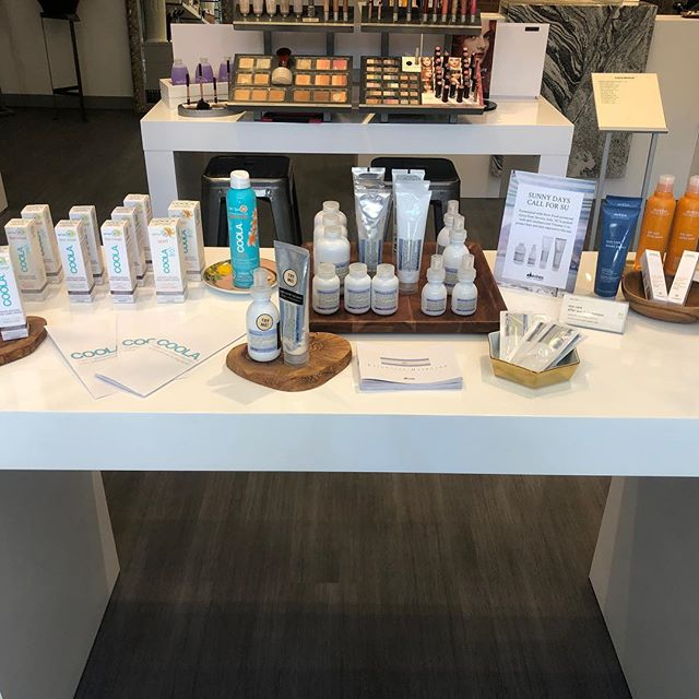 These are your summer must haves!! Come and check them out! • • • #aveda #davines #coola #summerhair #haircare #hairproducts #downtownkingston #kingstonsalons #kingstonhairstylist #kingstonontario #ygk #queensuniversity