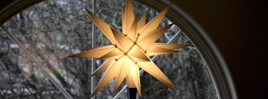 Origami Star Tree Topper | Christmas tree toppers, Tree toppers ... | 344x928