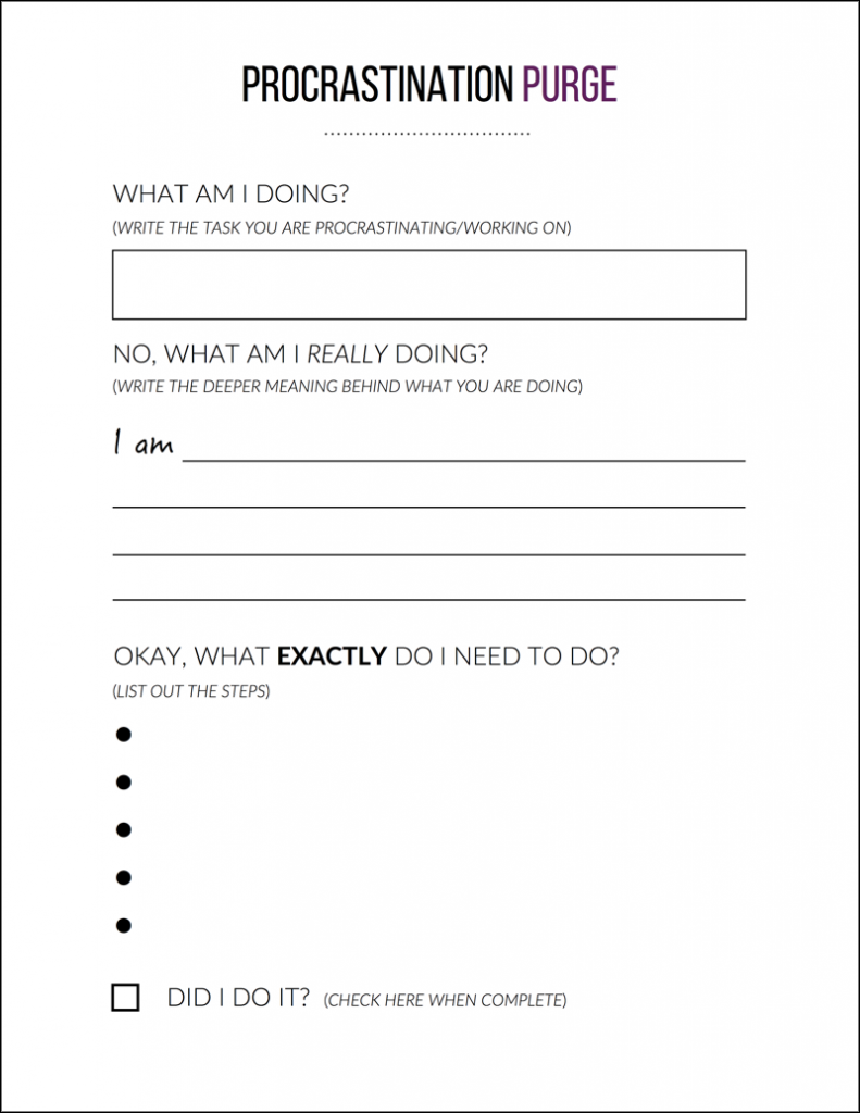 5 Worksheets For Setting Life Goals List Of 50 Examples