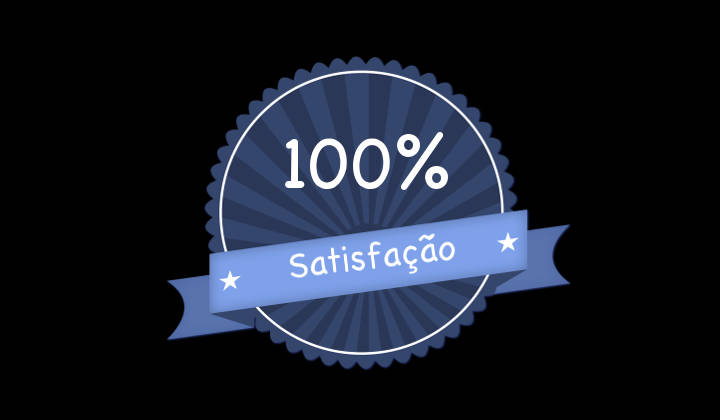 Garantia de satisfação