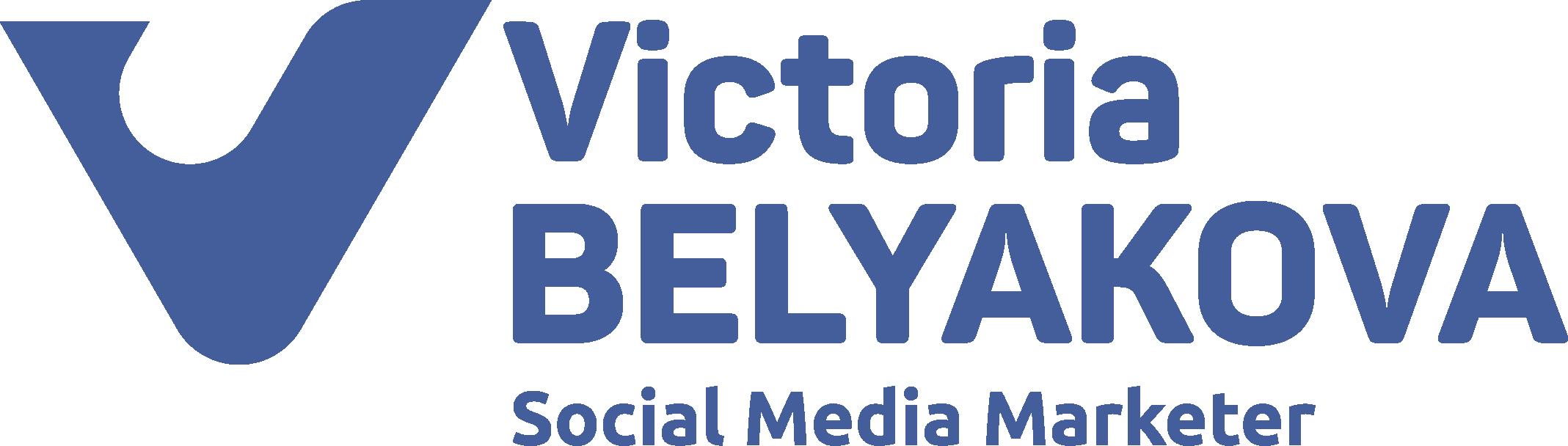 Viktoria Belyakova Social Media Marketer