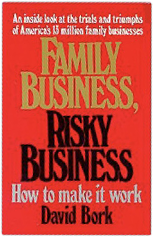 family business risky business