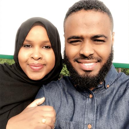 Adbirahman and Habiba, Owner-Operator/Social Worker