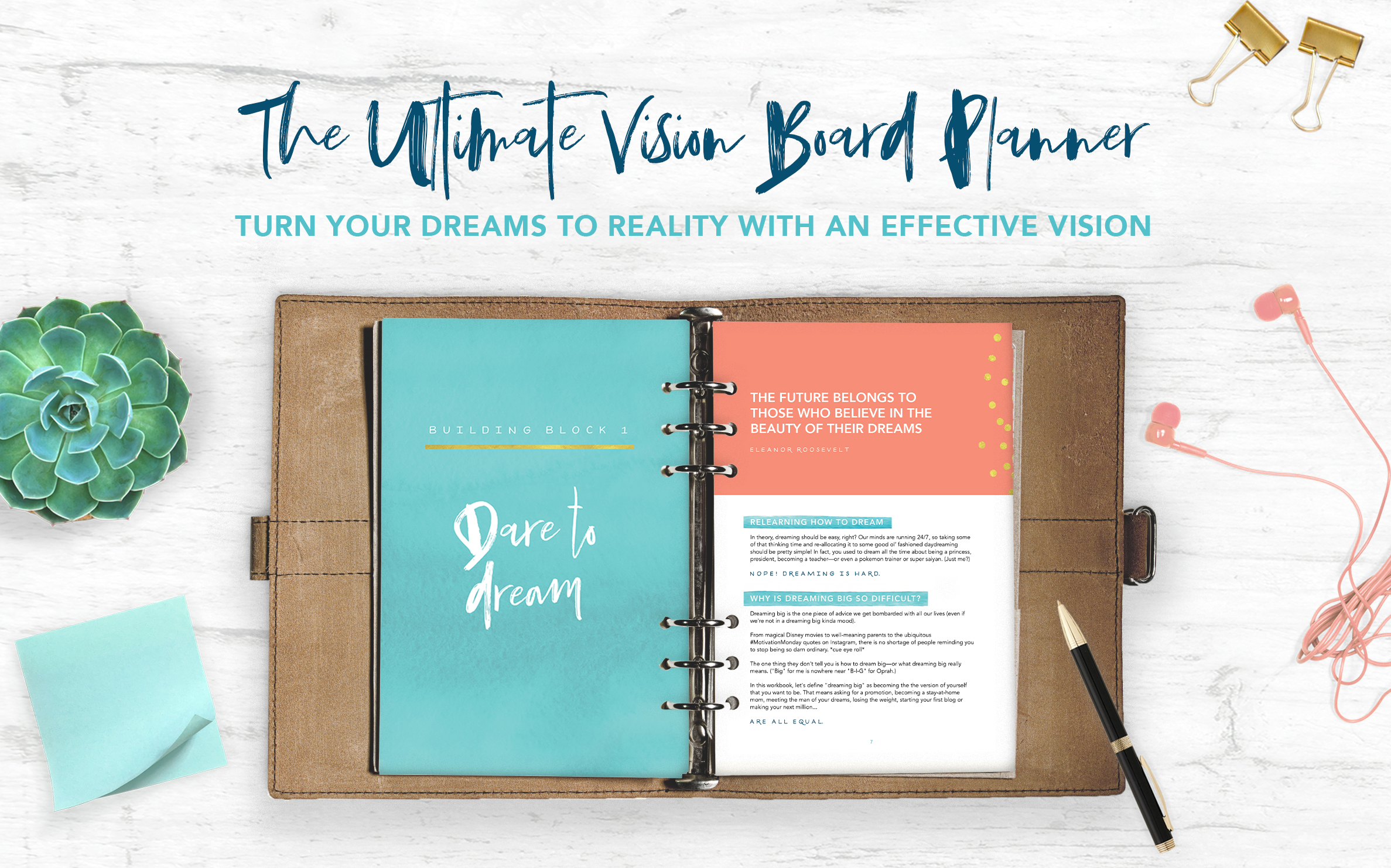 You deserve to live your dream live and walk in your purpose - our signature vision board process will help you get there.