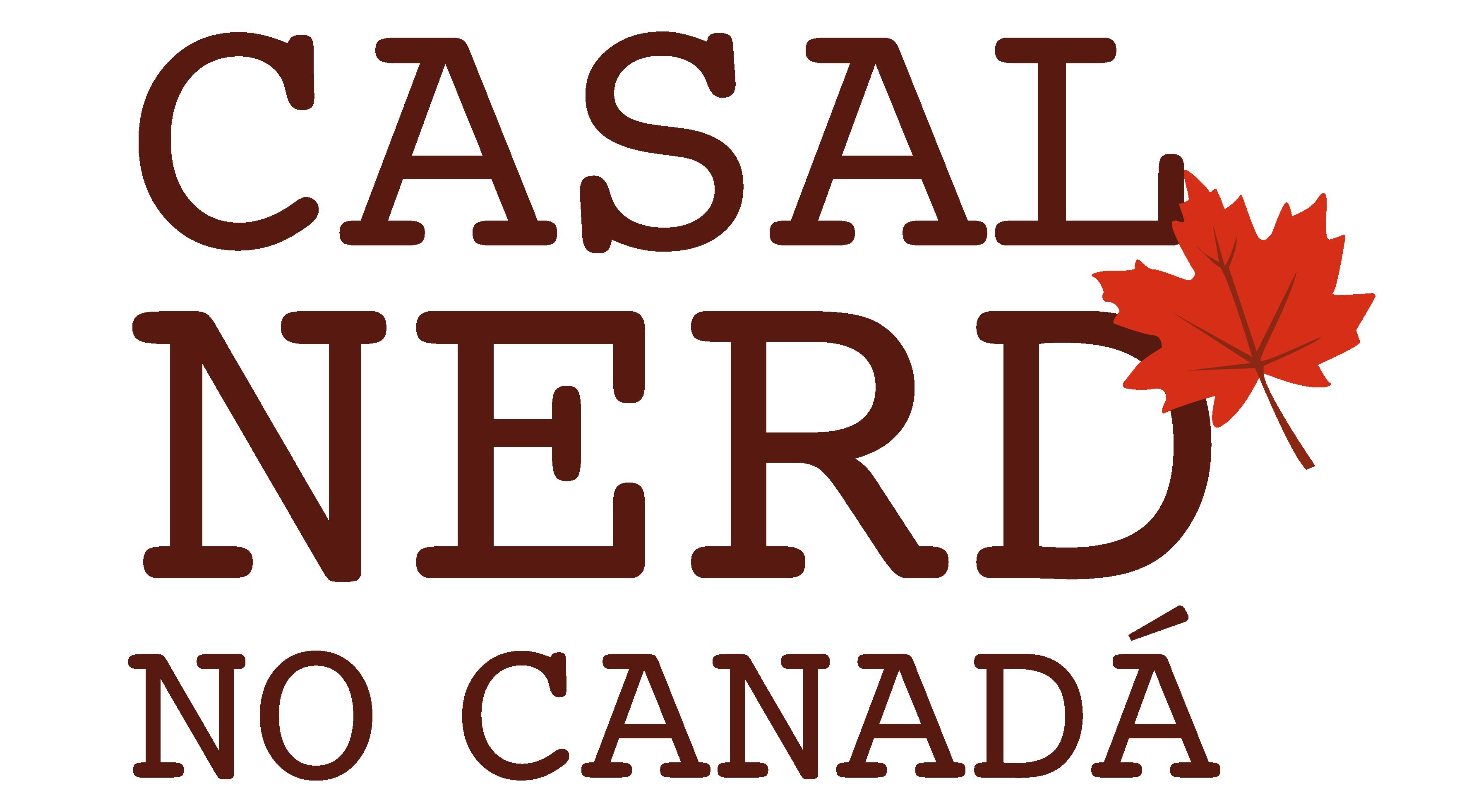Casal Nerd no Canadá