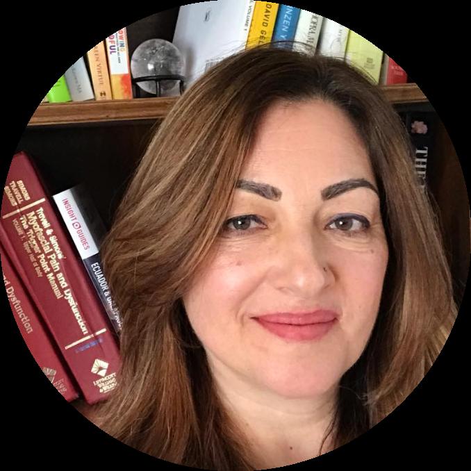 Anita Scaglione, Healing Touch Therapist