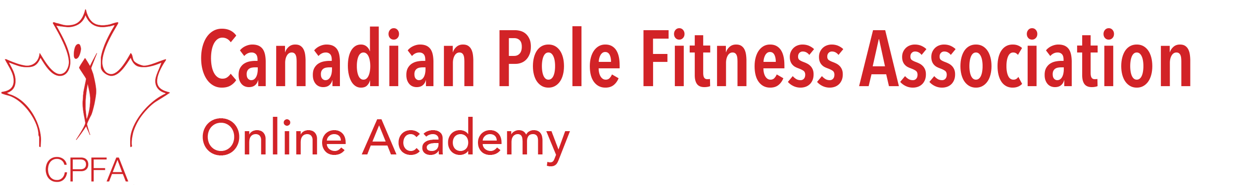 Canadian Pole Fitness Association Online Academy