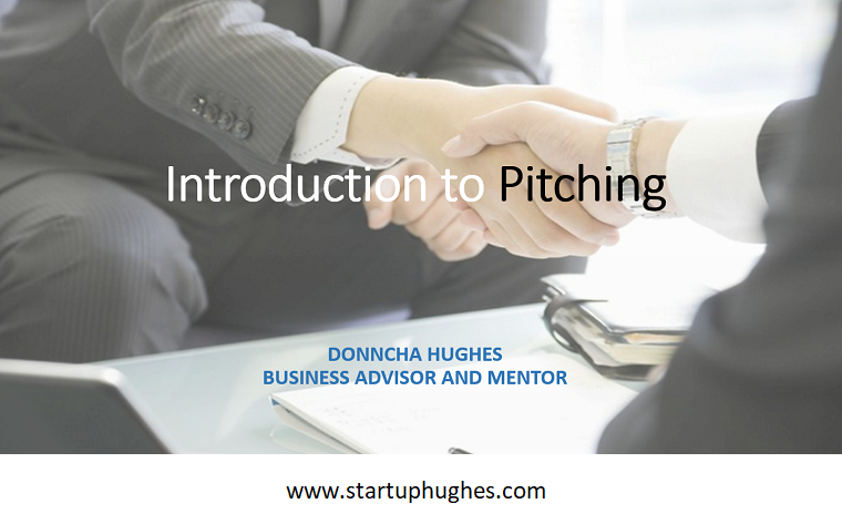 Introduction to Pitching