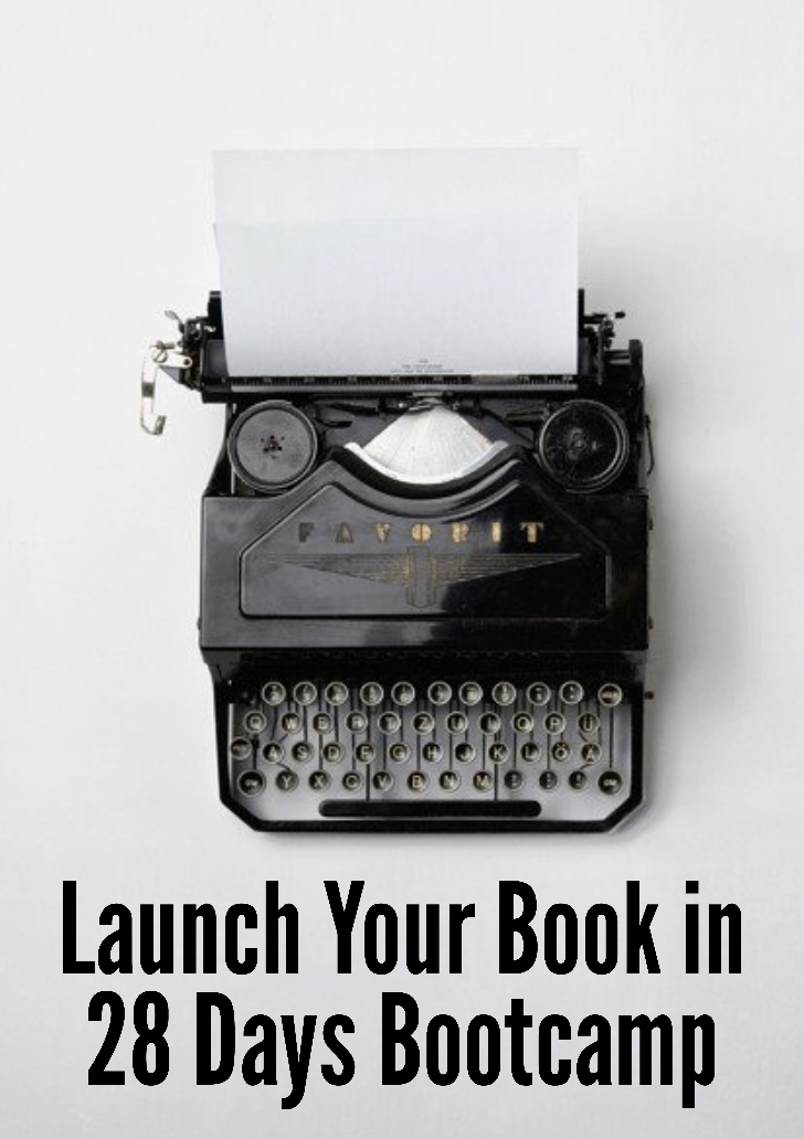 Launch Your Book in 28 Days