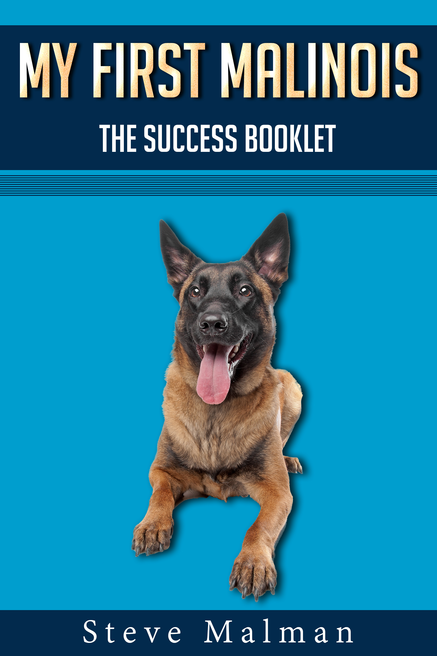 Malinois Success Booklet