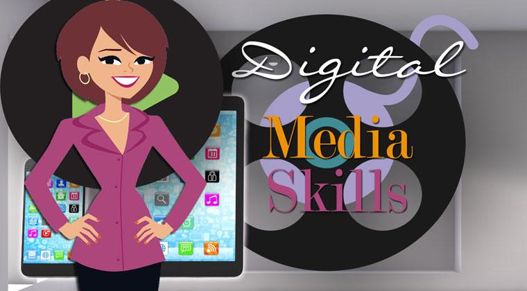 digital media skills class