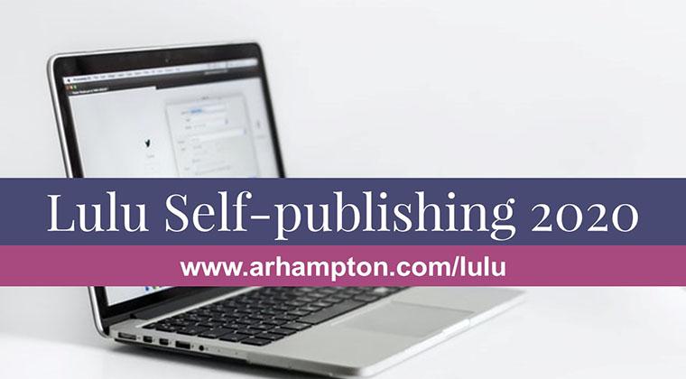 lulu self-publishing online
