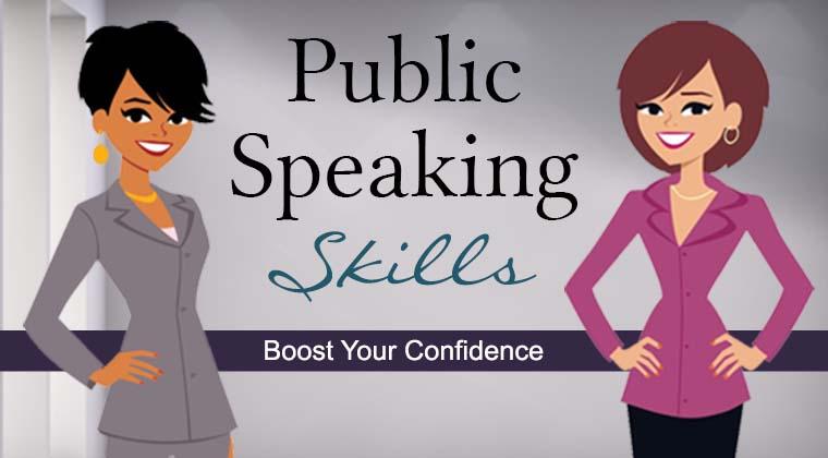 public speaking skills online class