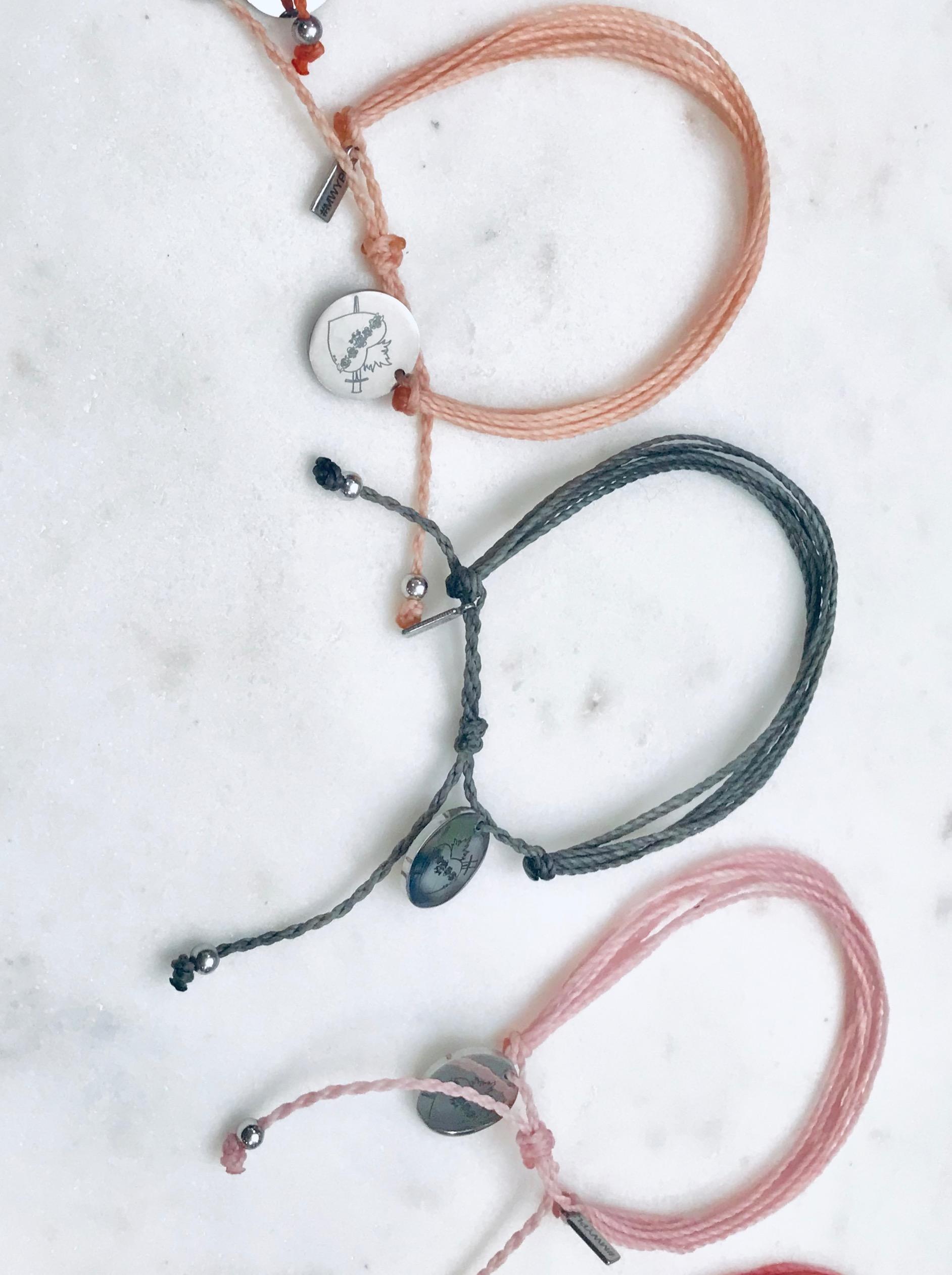 Scapular Bracelets