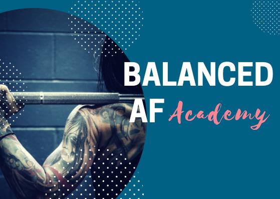 Balanced AF Academy