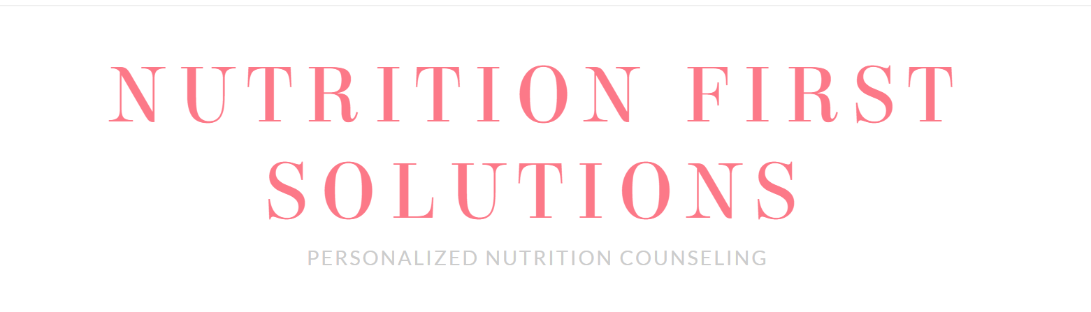 Nutrition First Solutions