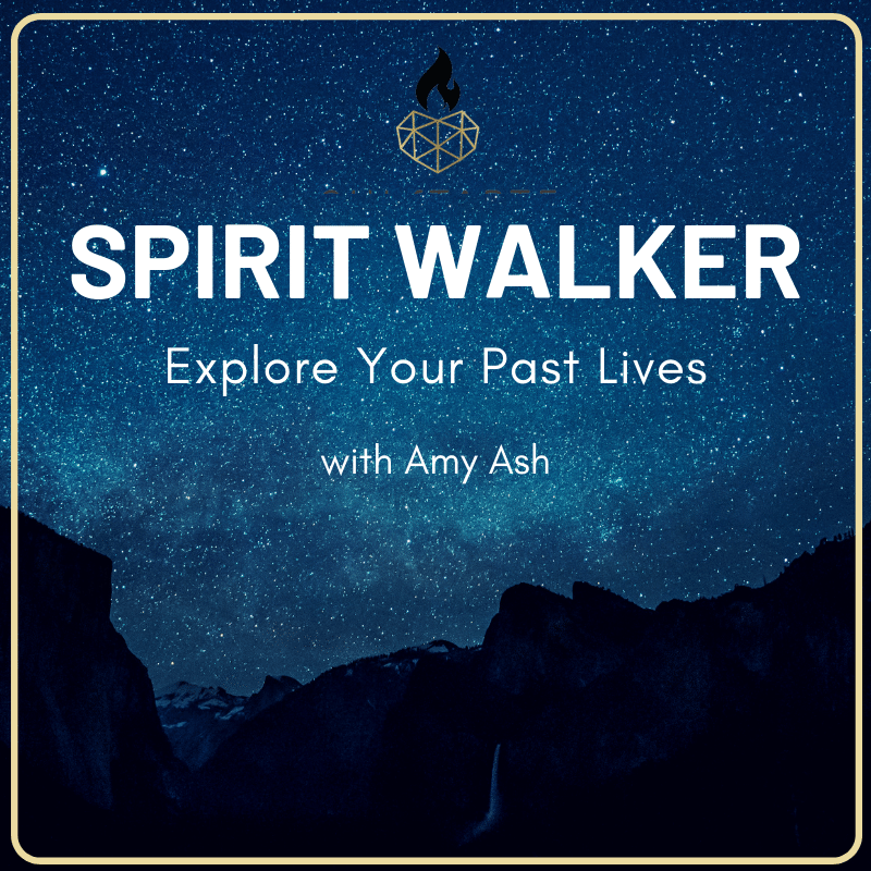 Spirit Walker Past-Life Regression Course Logo