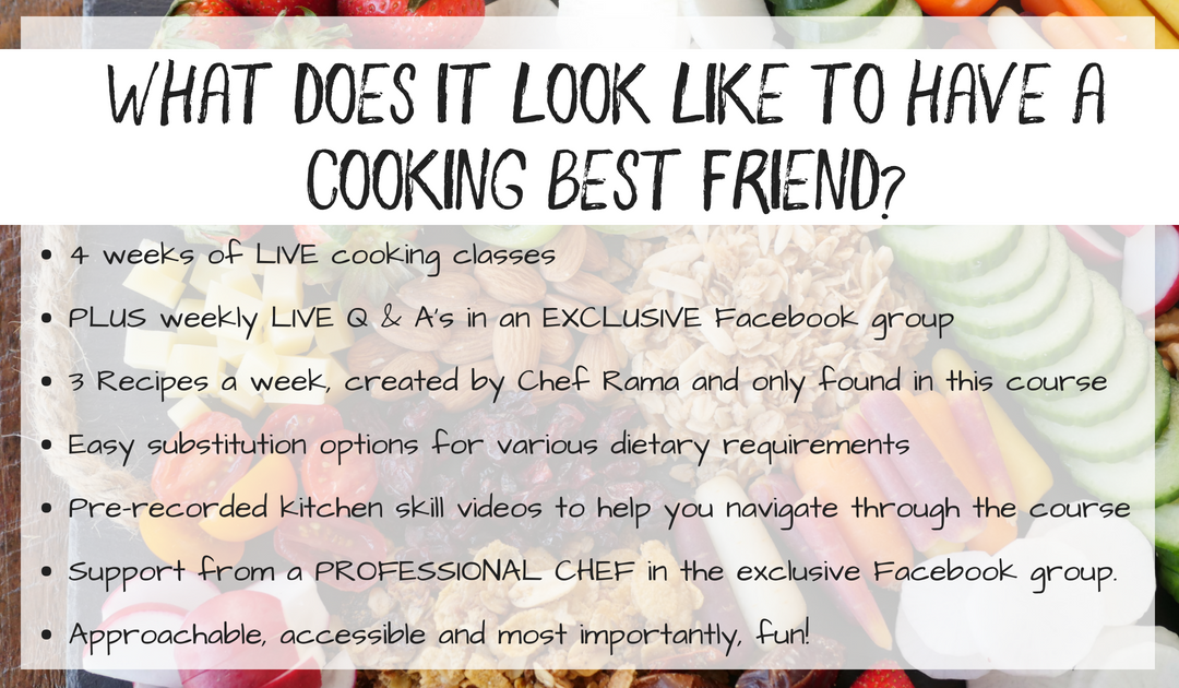 Your Interactive Cookbook, On Steroids!