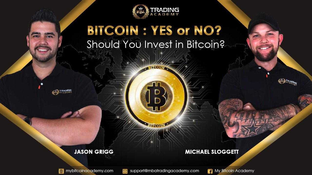 Bitcoin: Yes or No?