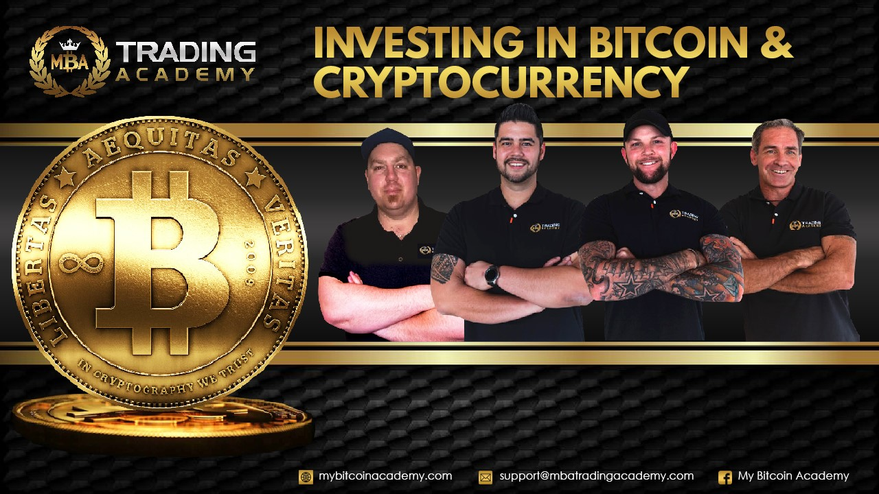 Investing in Bitcoin & Cryptocurrency
