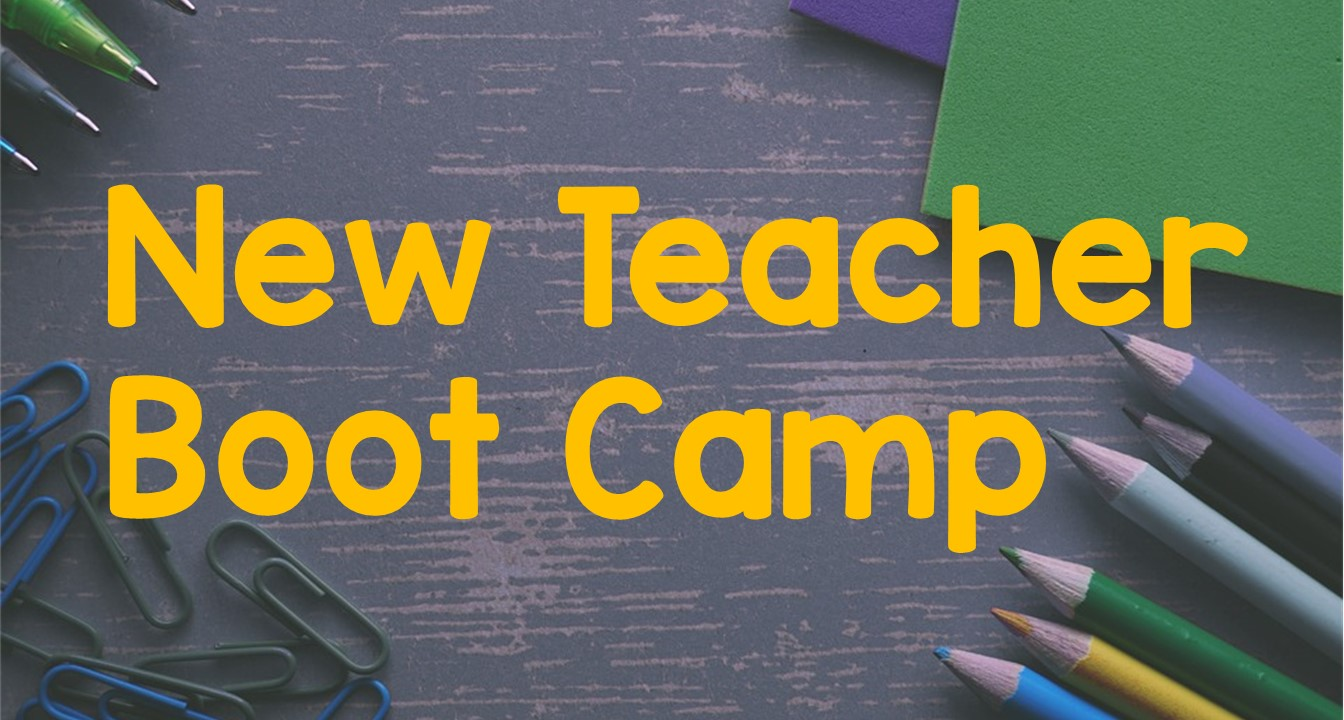 Are you a new elementary school teacher?