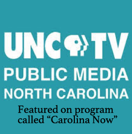 Carolina Now TV Featured Katherine Gillis