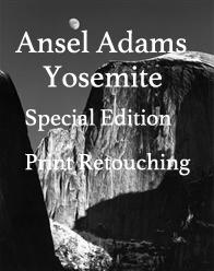 Ansel Adams Yosemite Special Edition Prints
