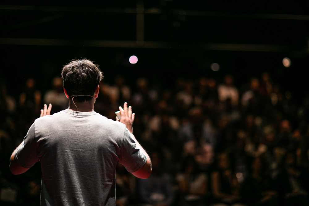 Stand out to event coordinators and book your next speaking gig fast