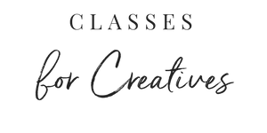 Classes for Creatives