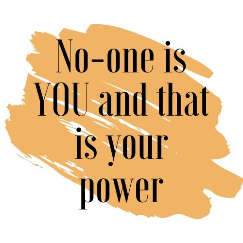 Let me help you unleash your power