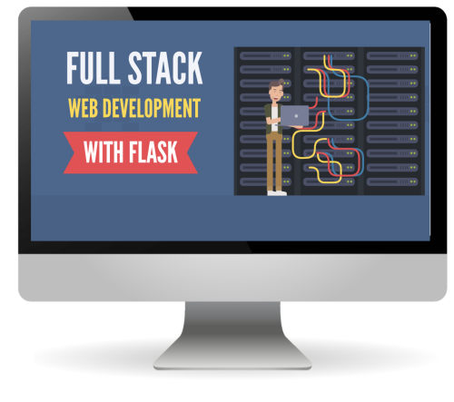 Full Stack Web Development with Flask