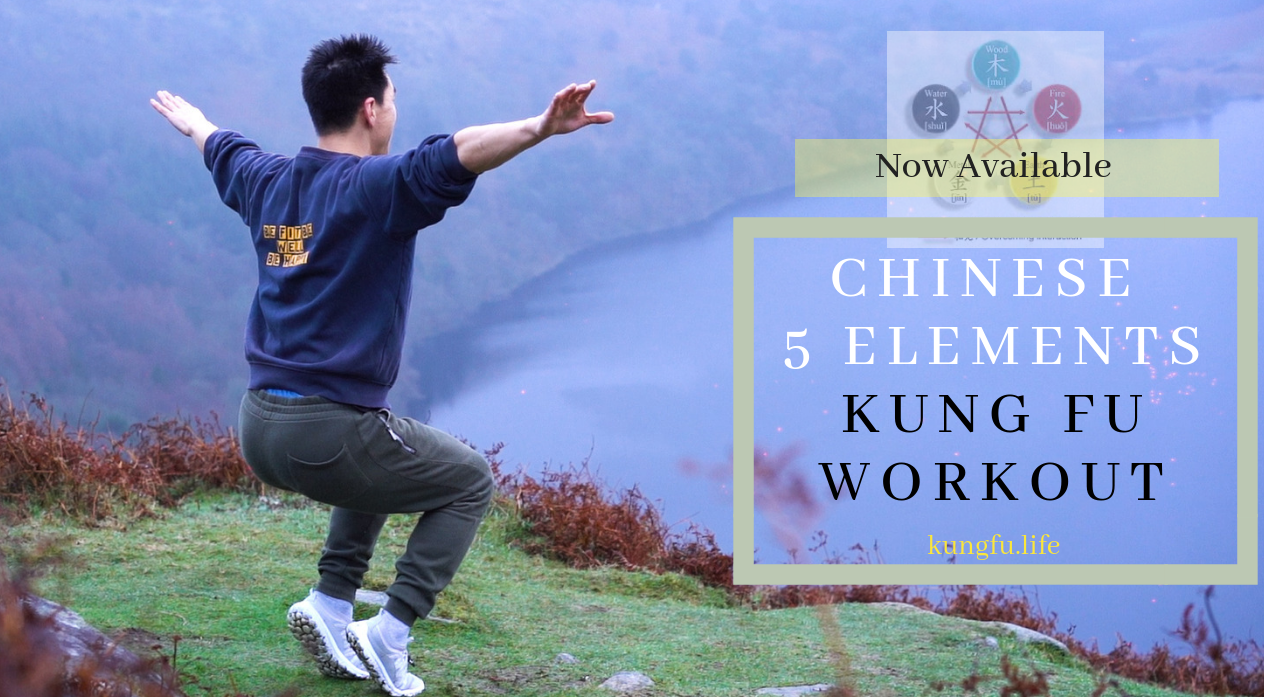 5 Elements Kung Fu  Workout Course