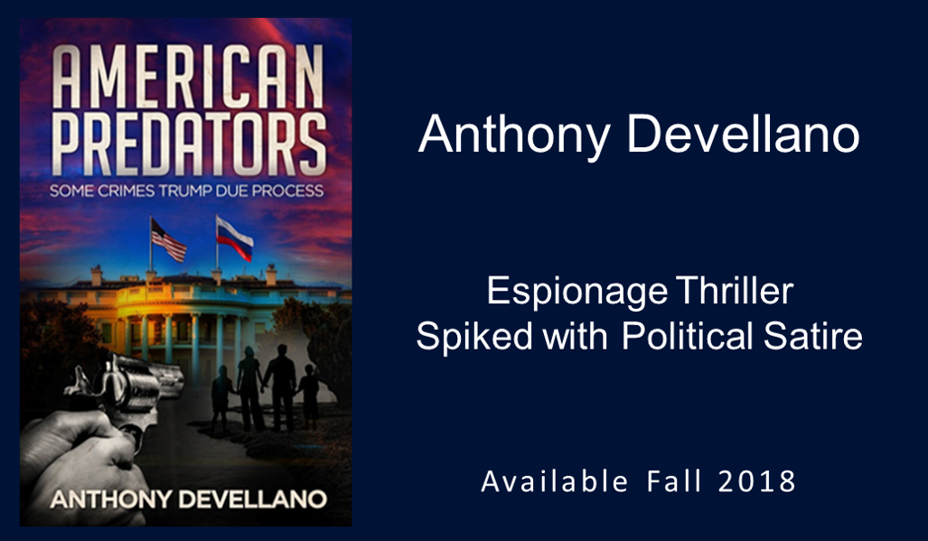EMPOWERED AUTHOR Student Review by Anthony Devellano