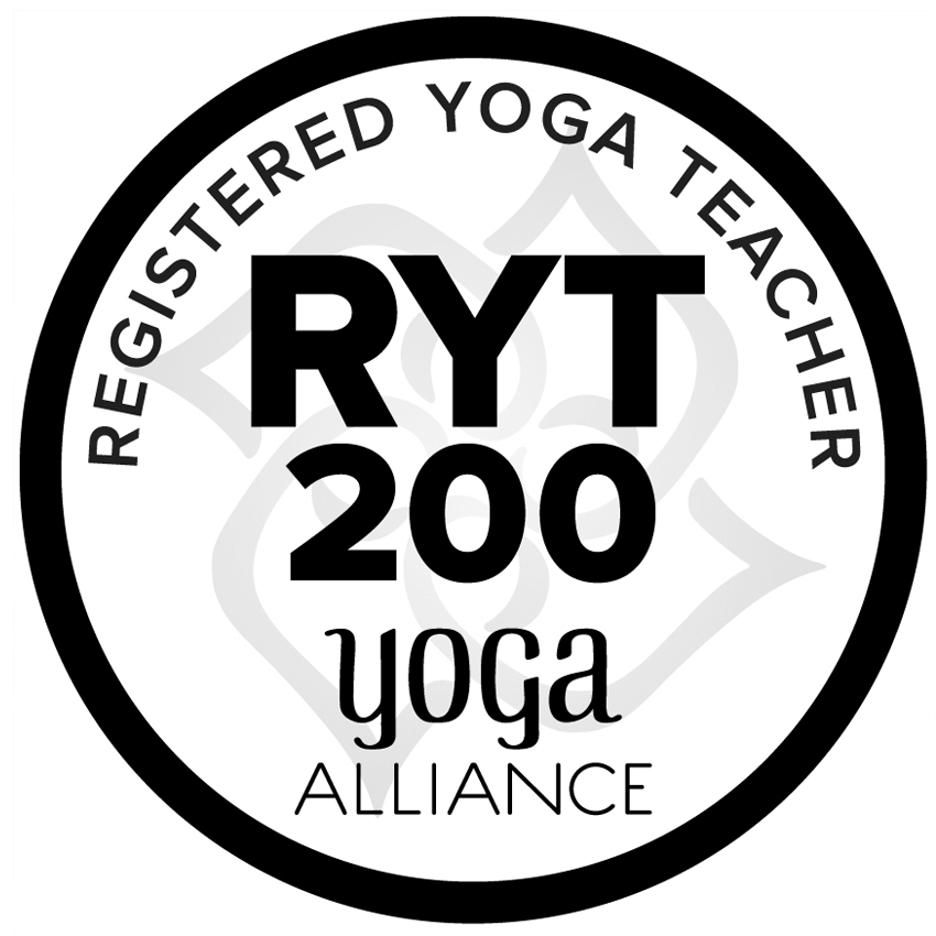 200-hour Registered Yoga Teacher