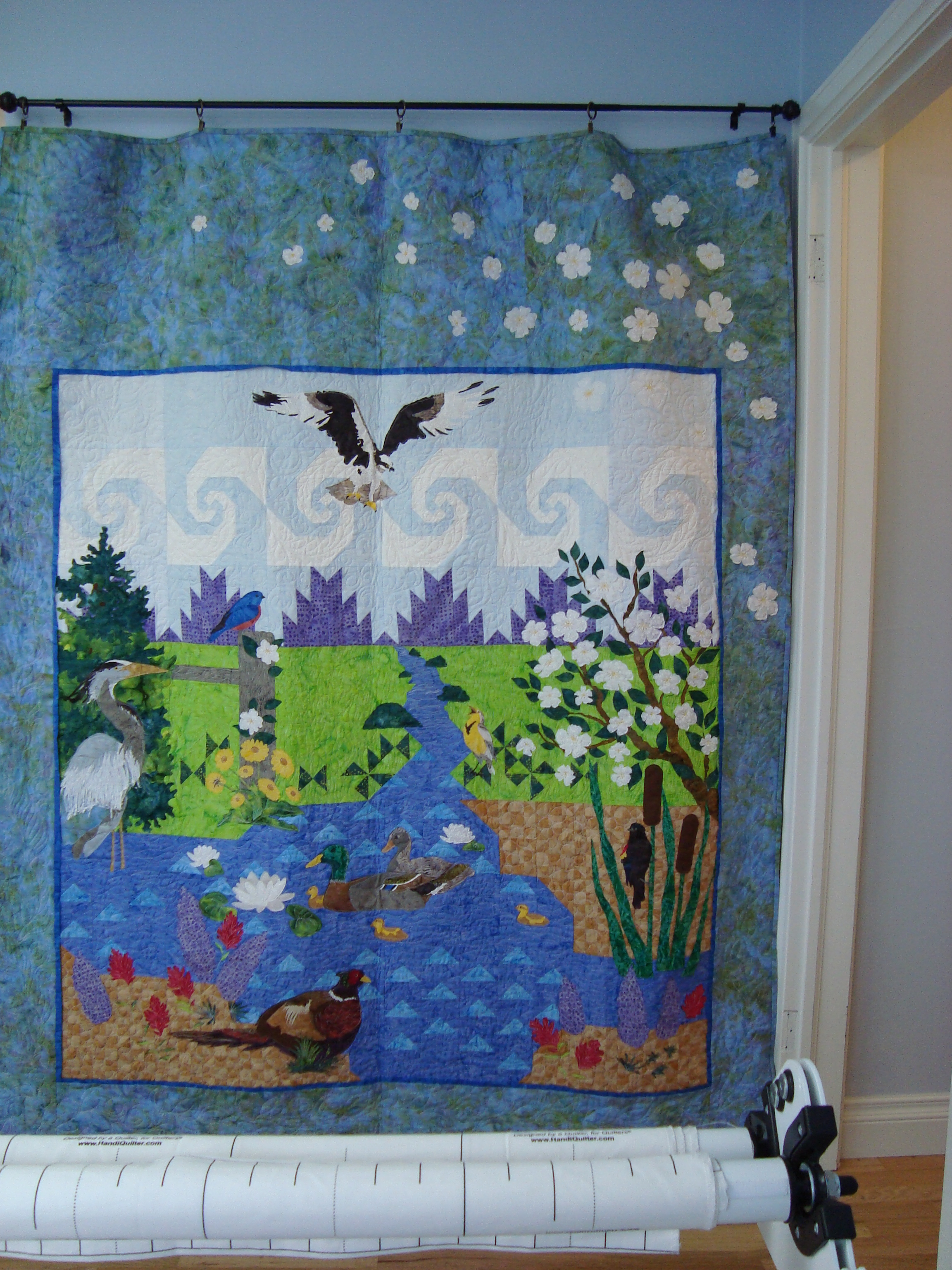 Free Introduction to Bluebird Quilt Studio Online Learning