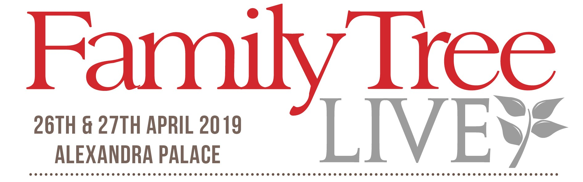 A brand new family history event…