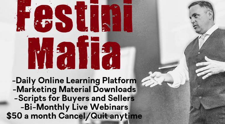 Festini Mafia Membership