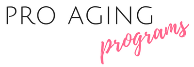 Pro Aging Programs for Women