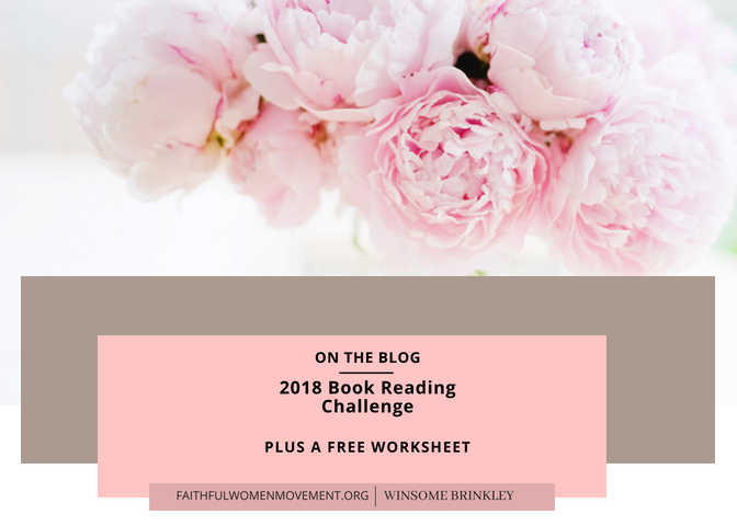 2018 Book Reading Challenge