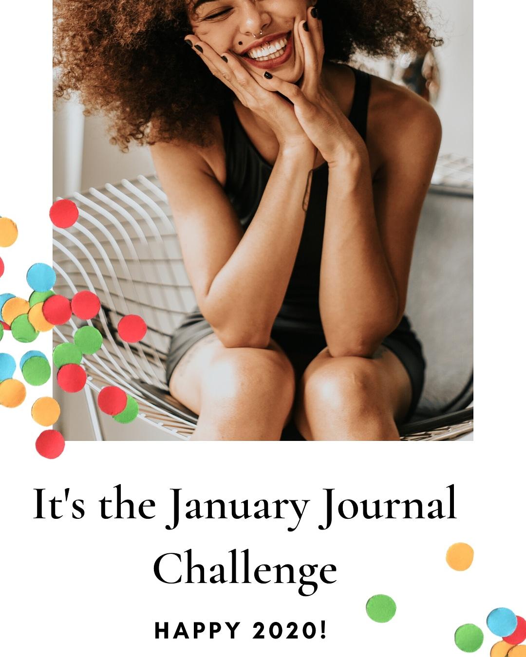 Journal Challenge 2020!