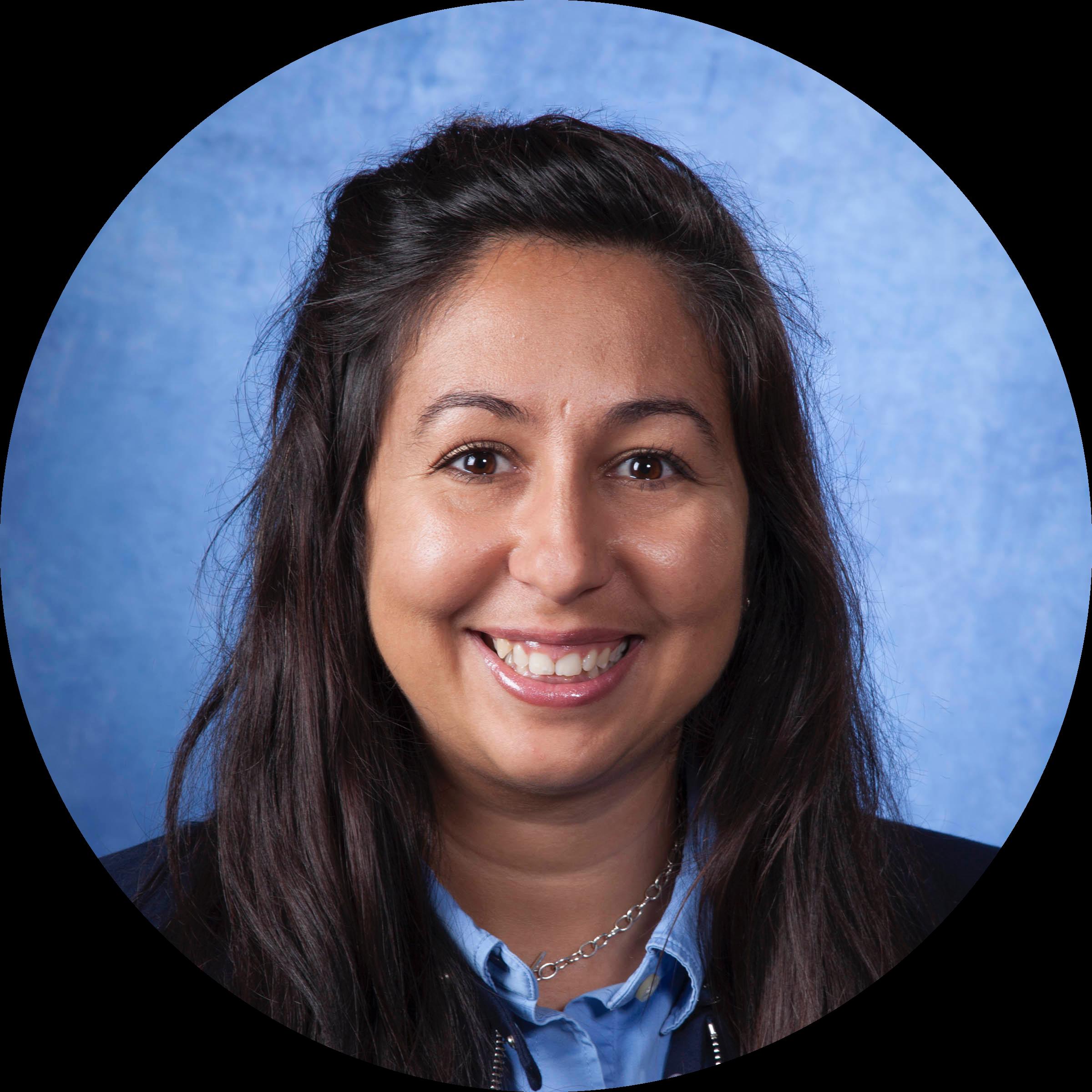 Nadia Ivanova-Pfenning, Human Resources Manager with Coconino County, Arizona