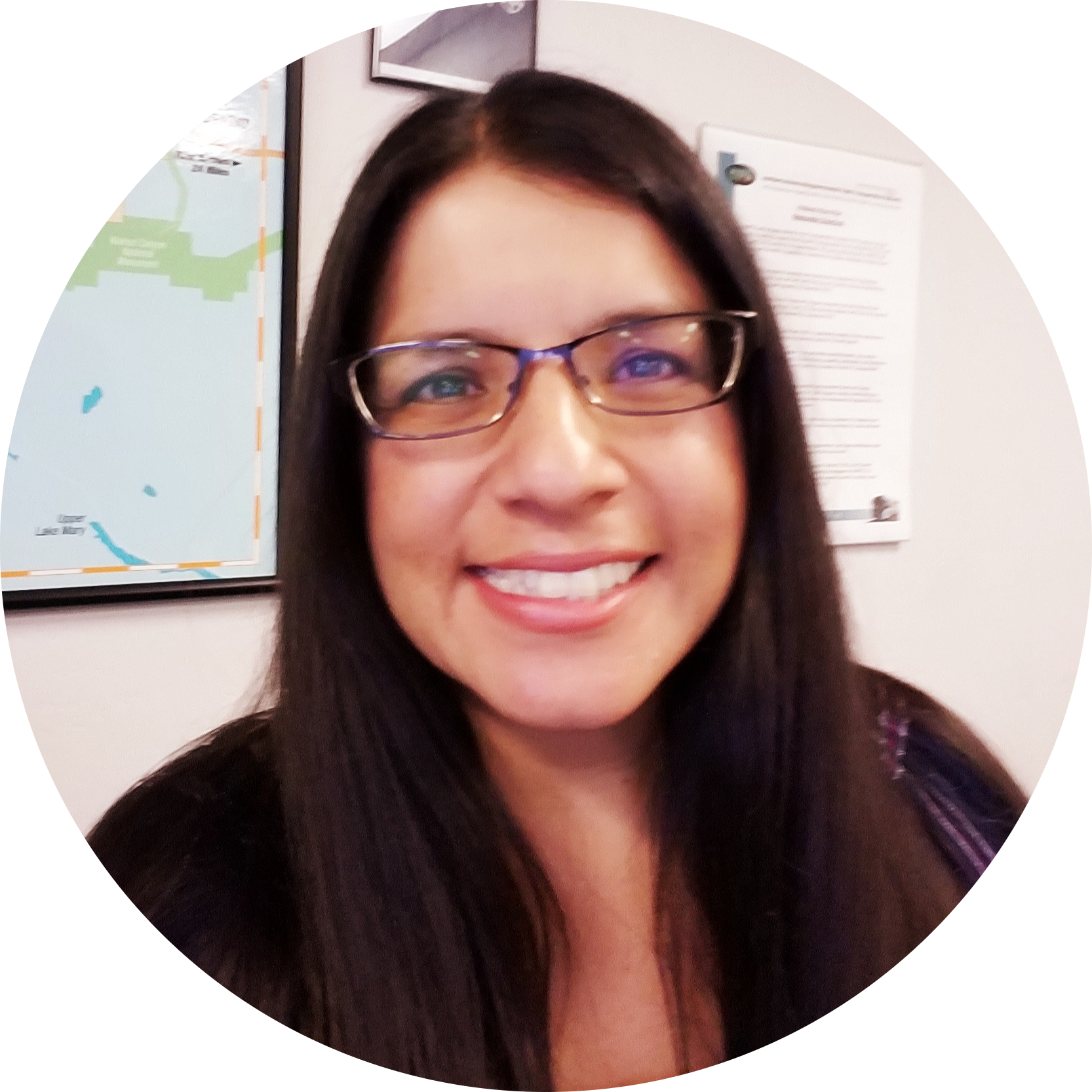 Lauree Battice, Business Manager with Northern Arizona Intergovernmental Public Transportation Authority