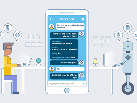 Project- Build your first Chatbot