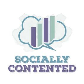 Cathy Wassell at Socially Contented