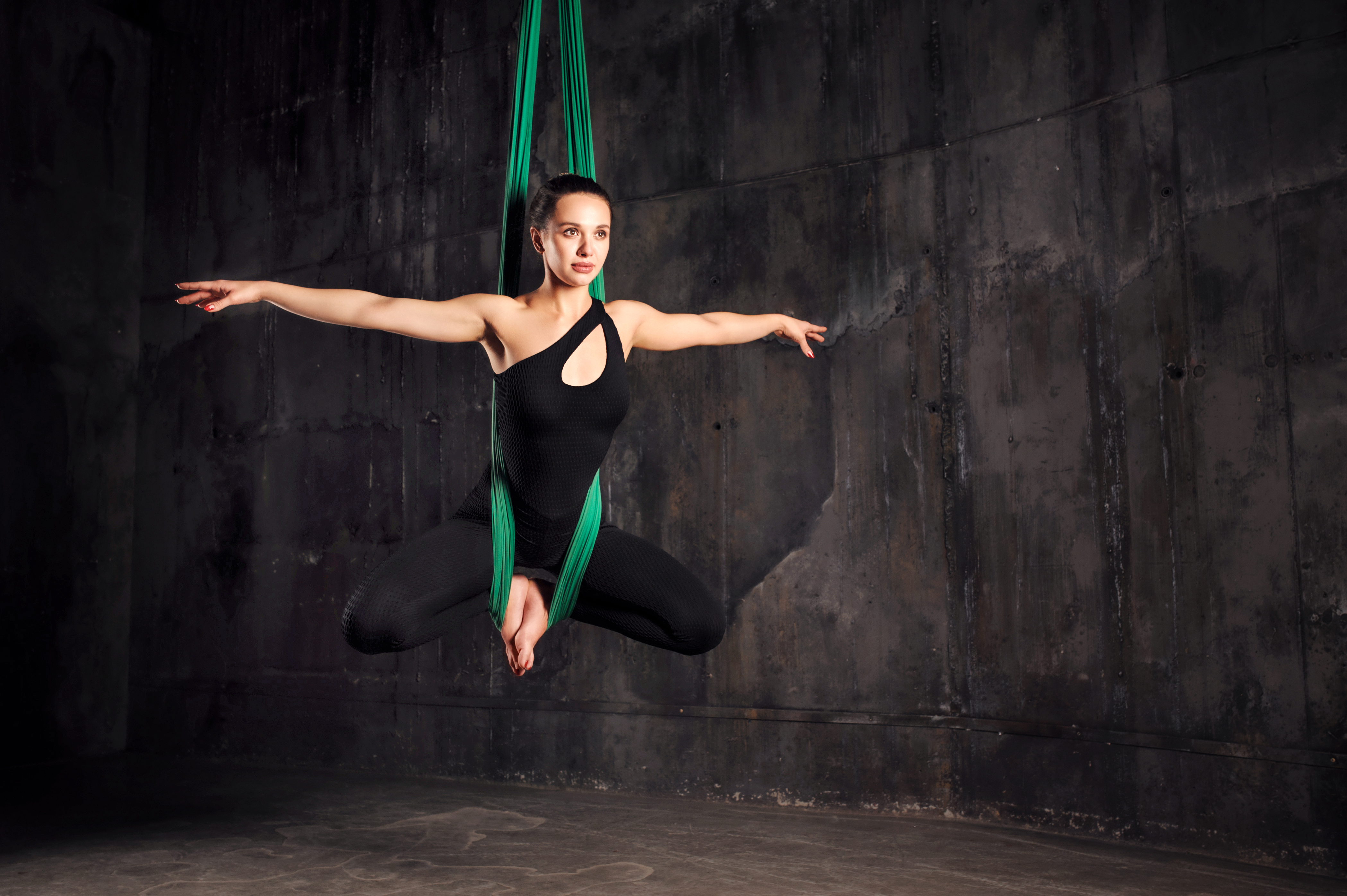 Aerial Yoga and Its Amazing Benefits