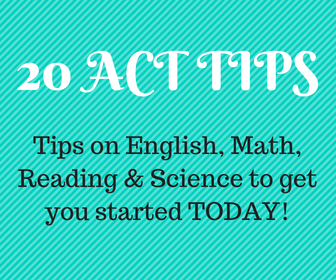 FREE ACT Tips