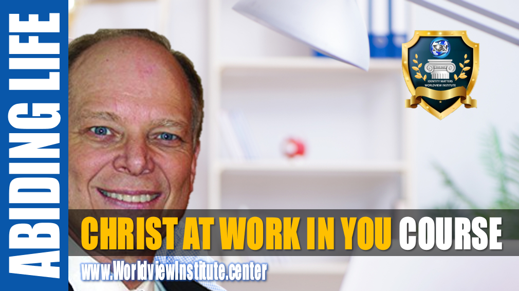 Christ At Work In You